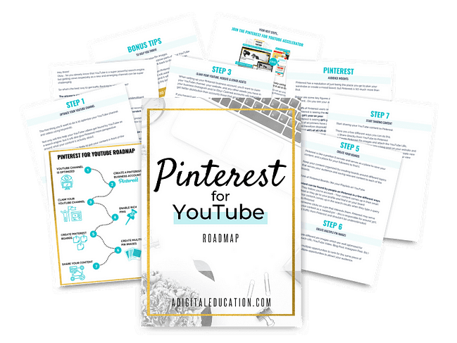 pinterest for youtube roadmap traffic growth