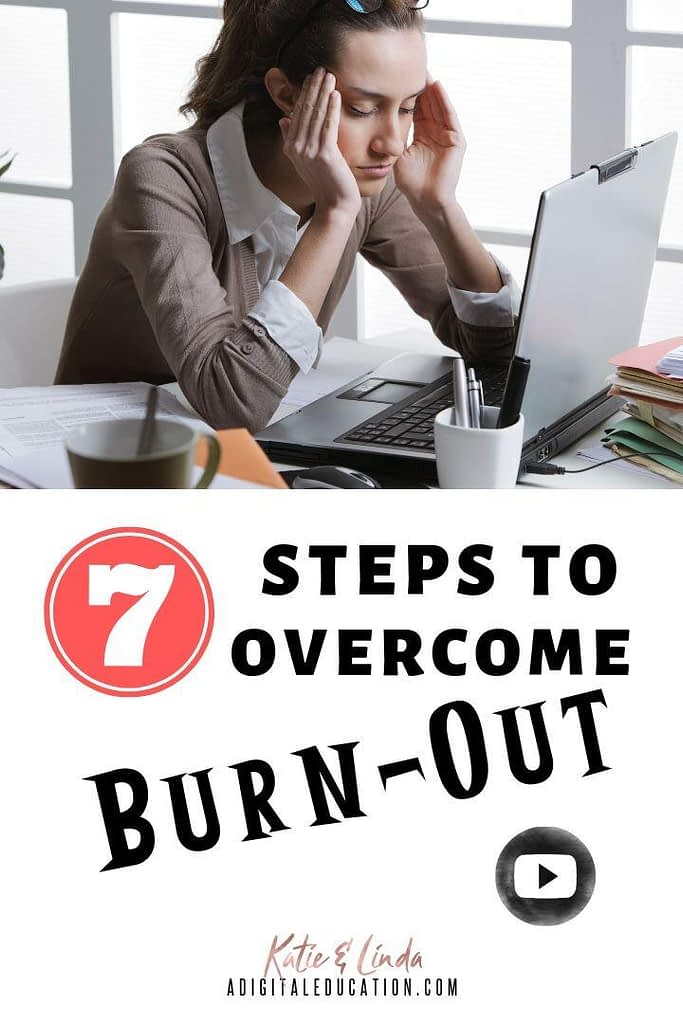 How To Overcome Burn-Out