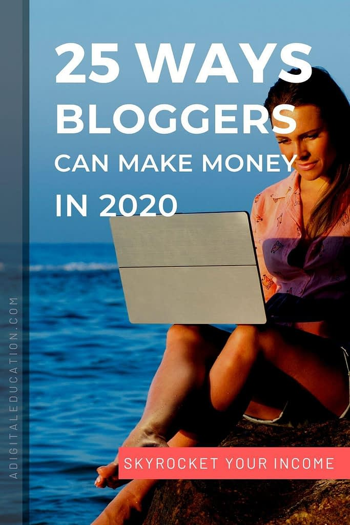 how to make money blogging in 2020